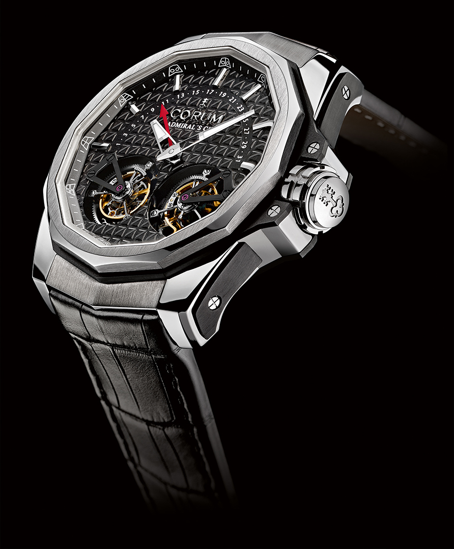 Corum Admirals Cup AC-One 45 Double Tourbillon