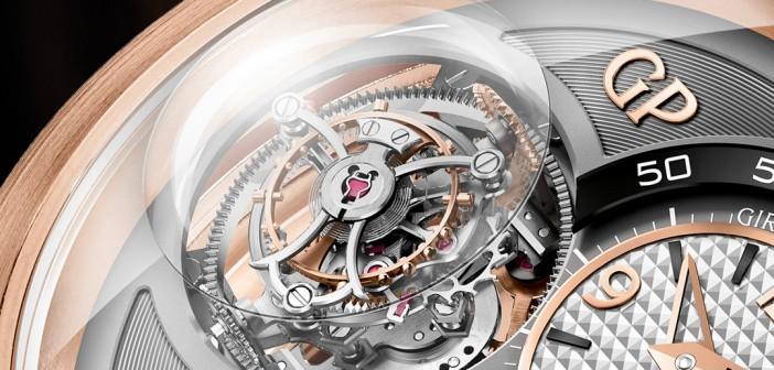 Girard-Perregaux präsentiert mit dem Tri-Axial Tourbillon ein Meisterwerk der Haute Horlogerie